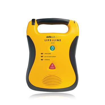Crest Medical 5001112  Lifeline Semi-Automatic Defibrillator with Standard Capacity
