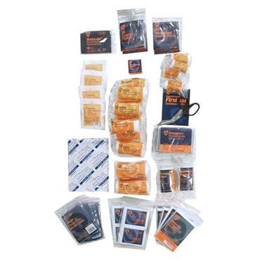 Crest Medical HSE10R HSE First Aid Kit - Refill 10 Person