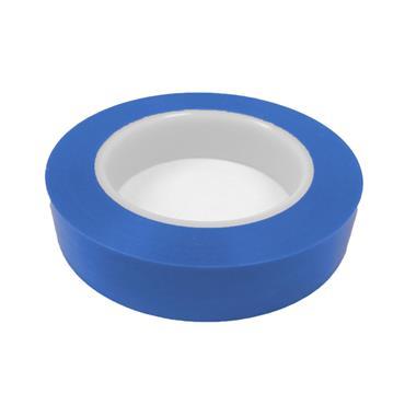 "Ultratape 1110 Polyethylene Medium-High Adhesion Cleanroom Tape Blue 0.75"" x 36yds"