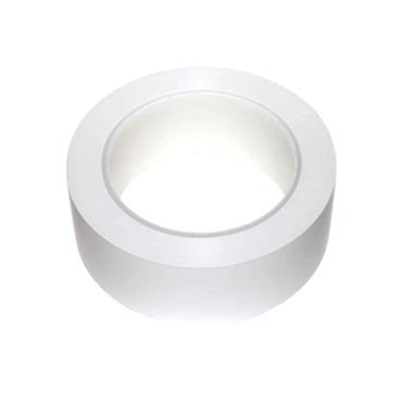 "Ultratape 1110 Sterile Medium-High Adhesion Cleanroom Tape White  1"" x 36yds"