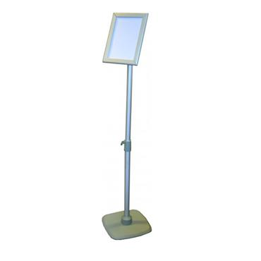 Citec 14086 Frame Stand with A4 Silver Frame