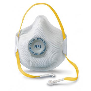 Moldex 250501 FFP3 NR D Disposable Mask - 10 Pack
