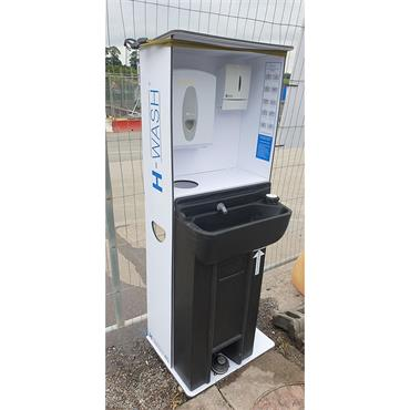Citec Portawash 45 All-in-one Handwash Station - Floor Standing Unit