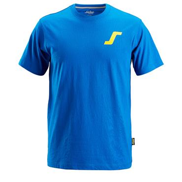 SNICKERS WORKWEAR Snickers 2502 Classic T-Shirt with Snickers Logo, 2 Pack