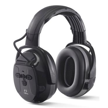 Hellberg 48001-001 Xstream LD earmuffs with Bluetooth, Black