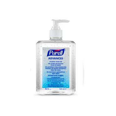 Purell Advance Hygienic Hand Rub 500ml
