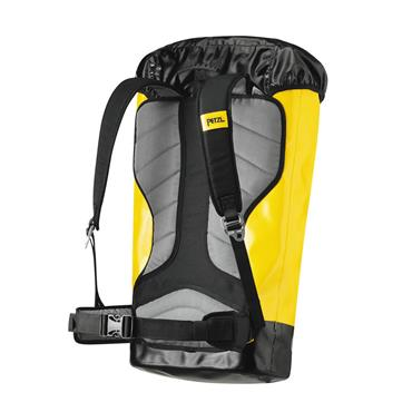 Petzl S42Y 045 EVA, Polyester, Polypropylene, TPU Yellow/Black Safety Equipment Bag