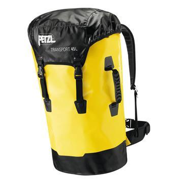 Petzl S42Y 045 EVA, Polyester, Polypropylene, TPU Yellow/Black Safety Equipment Bag