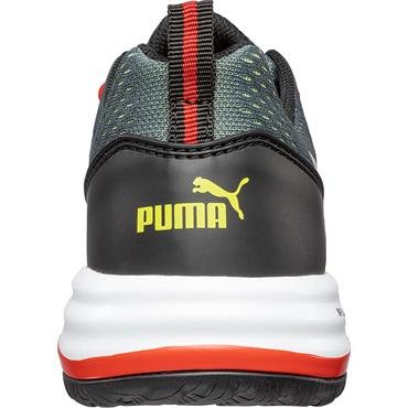 PUMA Speed Green Low S1P ESD HRO SRC Safety Trainers