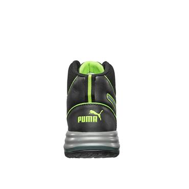 PUMA Rapid Green Mid S3 ESD HRO SRC Safety Boots