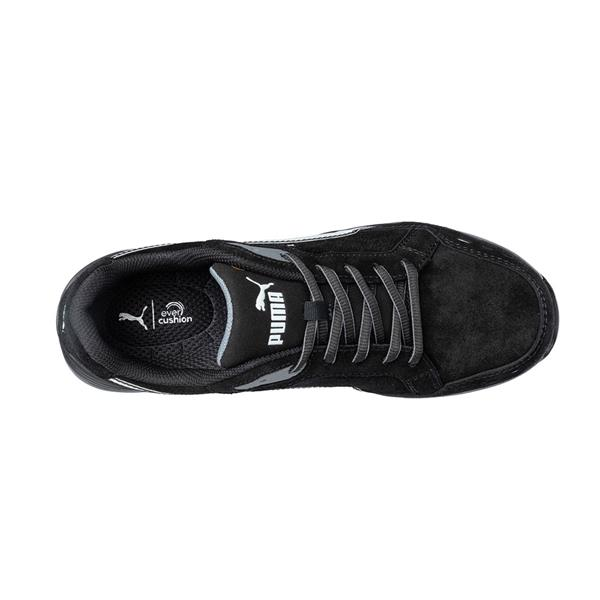 PUMA Airtwist Black Low S3 ESD HRO SRC Safety Trainers available ...