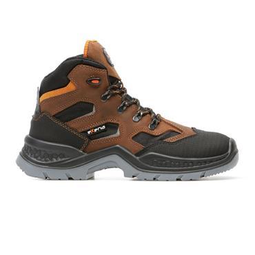 EXENA Borneo S3 SRC Brown Boots S3 SRC