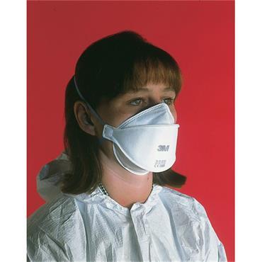 3M9320+ Aura 9320+ Foldable Disposable Dust/Mist Respirators - FFP2, Box of 440