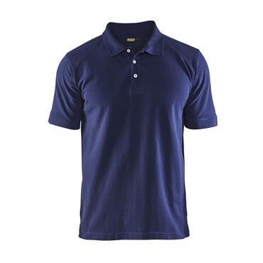 BLAKLADER 332410508900 Polo Shirt, Navy