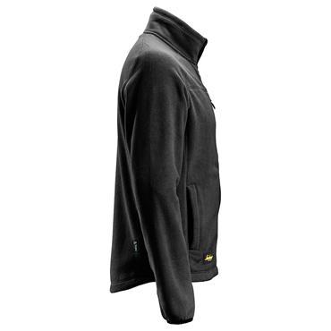 SNICKERS WORKWEAR8022AllroundWork POLARTEC®Fleece Jacket,Black