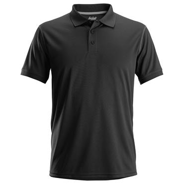 SNICKERS WORKWEAR 2721 AllroundWork Polo Shirt, Black
