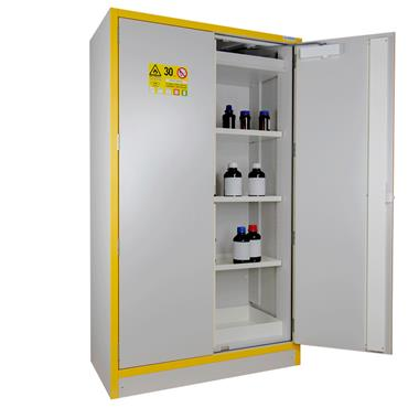 Ecosafe 2-DOOR Working Cover Safety Cabinet Type 30