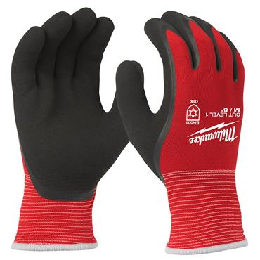 MILWAUKEE Winter Cut Level 1/A Dipped Gloves