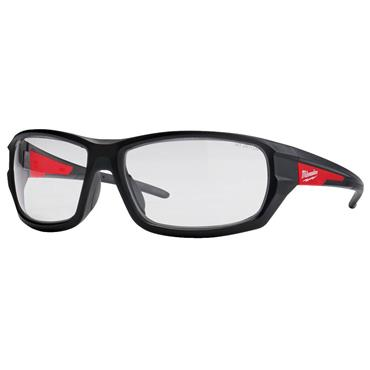 MILWAUKEE 4932471883 Performance Safety Glasses, Clear