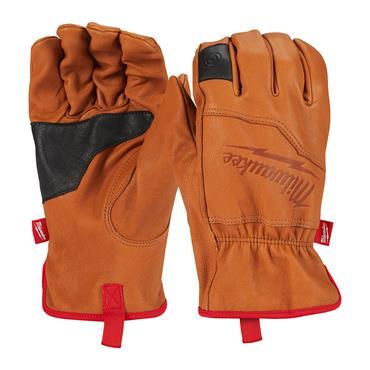 MILWAUKEE 4932478 Leather Gloves