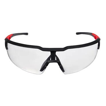 MILWAUKEE  4932478763 Enhanced Safety Glasses, Clear