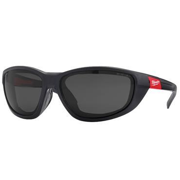 MILWAUKEE 4932471886 Premium Polarised  Safety Glasses with Gasket