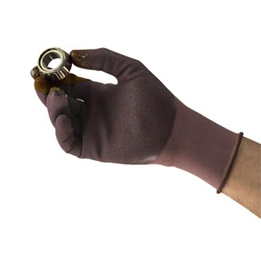 ANSELL 11-926 HyFlex Double Nitrile Coated Lightweight Oil Repellent Gloves