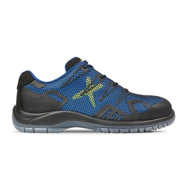 EXENA Eros Blue S1P SRC Safety Trainers