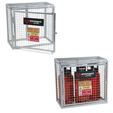 Armorgard GGC1 Gas Cylinder Storage Cage