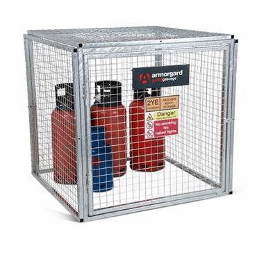 Armorgard GGC4 Gas Cylinder Storage Cage
