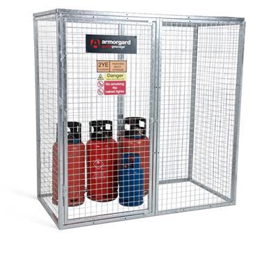 Armorgard GGC7 Gas Cylinder Storage Cage