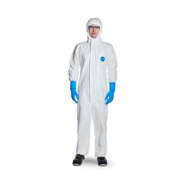 DUPONT TYVEK® 500 XPERT TGS3 Sterile Disposable Coverall, White