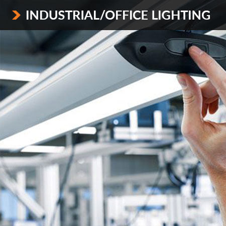 Industrial Office lighting