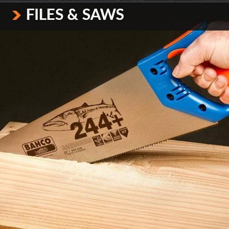 Files & Saws