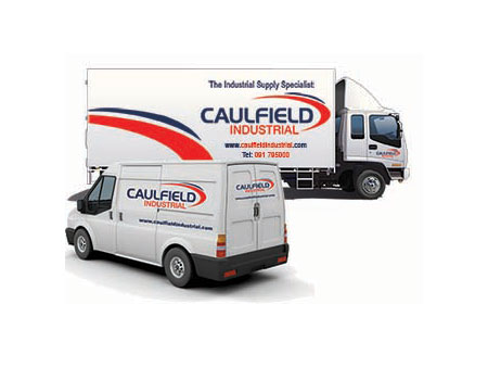Caulfield delivery vehicles