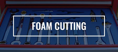Foam Cutting - Find out more