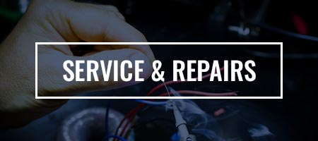 Service & Repairs - Find out more