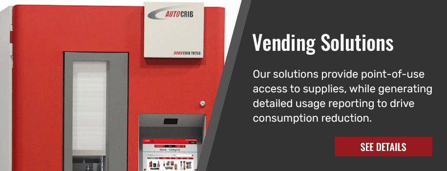 Read more about our Vending Solutions