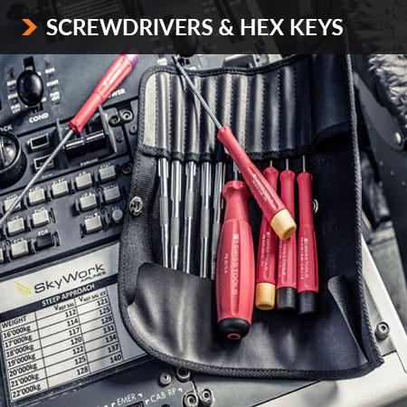 Screwdrivers & Hex Keys